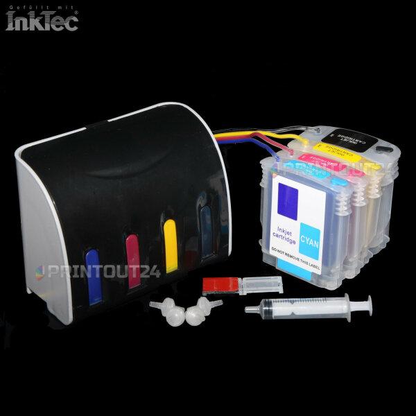 CISS 10 für HP Business InkJet 1000 1100 1200 2230 2250 2280 2300 2500 2600 2800