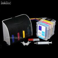 CISS 10 für HP Business InkJet 1000 1100 1200 2230...