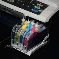 CISS InkTec® Tinte ink set Nachfüllset quick fill in für LC1220 LC1240 LC1280 XL
