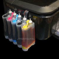 CISS Inktec® Tinte refill ink für Canon PGI525...