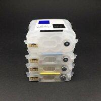 CISS Schlauchsystem für HP 82XL 11XL BLACK YELLOW MAGENTA CYAN Druckerpatrone
