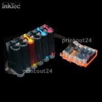 CISS Tinte ink für PGI-550BK CLI-551 MG7150 iP8750...