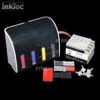 Elegant CISS  Tinte refill ink Nachfülltinte quick fill in 932 933 XL für HP