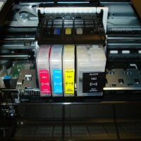 mini ARC CISS refill cartridge 950XL 951XL CM749A CM750A CR770A CV136A für HP