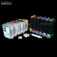 Refill ink cartridges Nachfüll Drucker Patrone CISS...