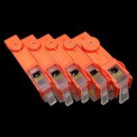 Wiederbefüllbare Patronen cartridge InkTec® Tinte refill ink für HP 364XL 364 XL