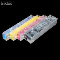Befüllbare Druckerpatronen InkTec Tinte Continuous...