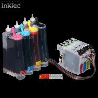 CISS InkTec® Tinte für Brother MFC-J1150DW...