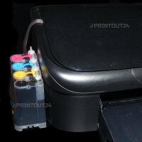 CISS Tinte ink für HP Photosmart B110f B209 B209a...