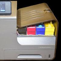 XXL CISS Quick Fill 980XL für HP X555 X555DN X555XH...