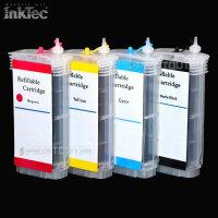 Befüllbare Refill cartridge Patrone Tinte ink...