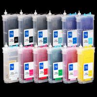 CISS Pigment Tinte refill ink set für CB351A CB346A...
