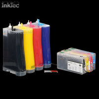 Drucker Nachfüll Tinten patrone CISS ink set kit...