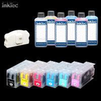 mini CISS InkTec® Tinte ink Resetter für Epson...