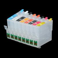 Befüllbare XL CISS für Epson SureColor SC-P400...