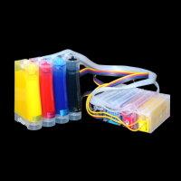 CISS InkTec® Tinte ink set für Epson Colorworks...