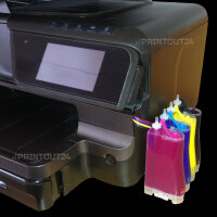CISS InkTec® Tinte refill ink für HP OfficeJet...