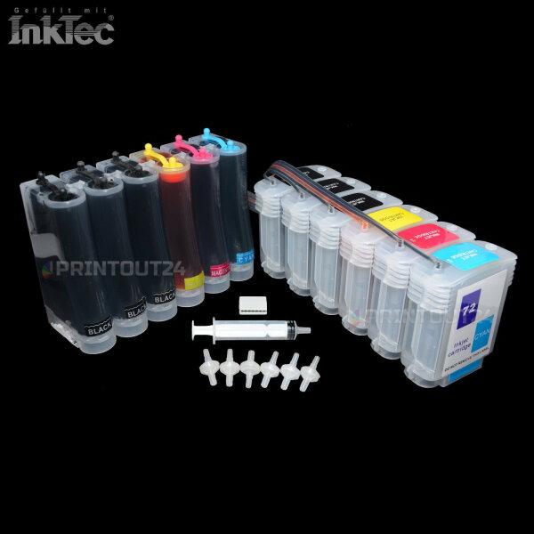 727XL Designjet T920 T930 T1500 T1530 T2500 T2530 Patrone cartridge für HP