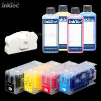 Chip Resetter Fill in CISS Patronen Tinte ink set CISS...