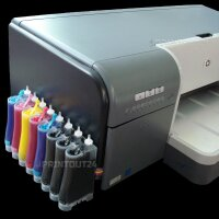 CISS 38XL Photosmart B8850 B9100 B9180 quick fill in cartridge Patrone für HP