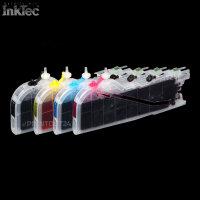 CISS InkTec Tinte ink set für Brother DCP-J132W...