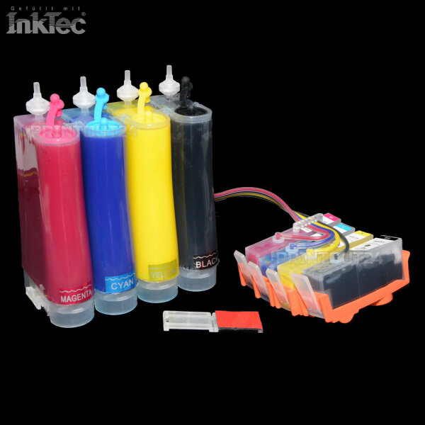 CISS InkTec® Tinte refill ink für HP 903 907XL OfficeJet Pro 6975 6976 6978 6979