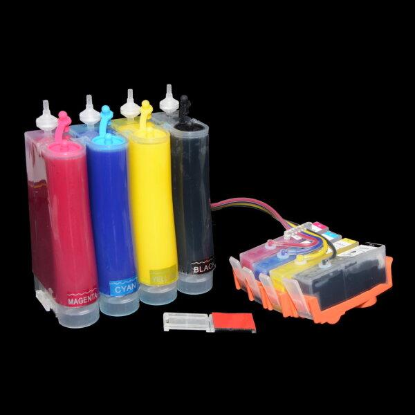 CISS InkTec® Tinte refill ink für HP OfficeJet Pro 6965 6966 6968 6970 6971 6974