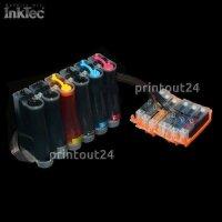 CISS Tinte refill ink für PGI570BK MG7750 MG7751 MG7752 MG7753 Patrone cartridge