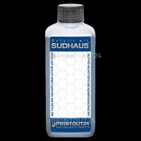 1 Liter SUDHAUS® Tinte refill ink für CLI 521 GY...