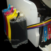 CISS Continuous ink system InkTec® Druckertinte...