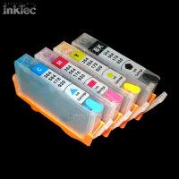 CISS refill fill in Tinte ink für HP 920XL BK Y M C...