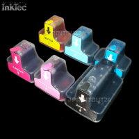 mini CISS InkTec® Tinte refill ink Patronen 363 BLACK...