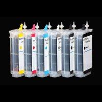 CISS Nachfüll Tinte refill ink set kit 764XL...