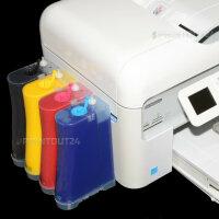 XXL CISS InkTec® Tinte ink set für Epson...