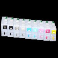 Befüllbare CISS XL refill cartridge set kit für...