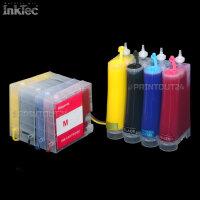CISS InkTec Tinte refill ink quick fill in für CANON...