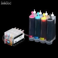 CISS InkTec® Tinte refill ink für T120 T150...