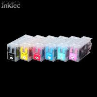 mini CISS InkTec® Tinte refill ink set für PJIC1...