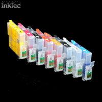CISS InkTec® SUBLIMATION Tinte refill ink set...