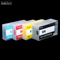 Fill in InkTec® Tinte ink CISS Nachfüll Drucker...