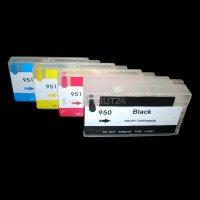 mini CISS für HP 950XL 951XL OfficeJet Pro 8100 8600 8615 8625 Patrone cartridge