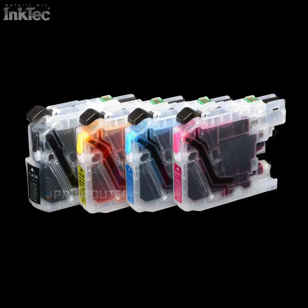 mini CISS InkTec® Tinte ink für MFC-J1150DW MFC-J1170DW MFC-J1180DWT MFC-J4420DW