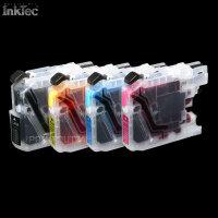 mini CISS InkTec® Tinte ink für MFC-J5910DW...