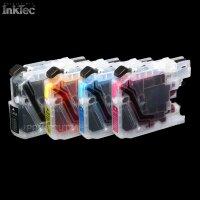 mini CISS InkTec® Tinte ink für MFC-J5910DW MFC-J625DW MFC-J6510DW MFC-J6710DW